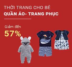 Trang phục cho bé