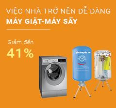Máy giặt máy sấy