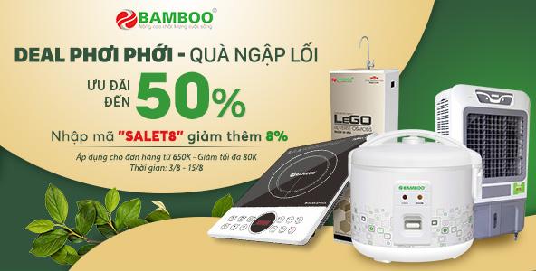Gia dụng Bamboo