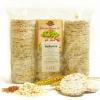 Bánh gạo lứt yến mạch Hellorice - Phù hợp ăn kiêng và tốt cho người tiểu đường (500g)