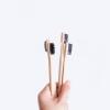 Bàn chải đánh răng bằng tre lông mềm - ONGTRE Vietnam