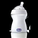 Bình sữa núm nghiêng Pisa Natural Feeling 2M+ Chicco 250ml