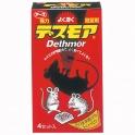 Thuốc diệt chuột Dethmor dạng viên - Nội địa Nhật Bản