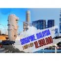 Tour Singapore Malaysia 5n4đ Vinared Tour