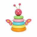 Xếp tháp hình bướm - 20170