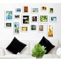 Khung ảnh composite hoa cỏ KA148 (tặng ảnh)