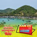 Tour Nam Du 2N2Đ Tết Nguyên Đán 2020