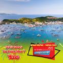 Tour Bình Hưng Ninh Chữ 2N2Đ Tết Nguyên Đán 2020