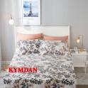 Drap Kymdan Lavish 160 x 200 cm (drap bọc + áo gối nằm) AMAYA