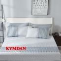 Drap Kymdan Lavish 160 x 200 cm (drap bọc + áo gối nằm) LODDEN