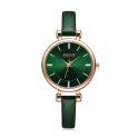 Đồng hồ nữ Julius Hàn Quốc JA-1195 dây da siêu xinh (nhiều màu)