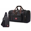 Combo túi du lịch thời trang và túi đeo chéo HARAS HR272HR147