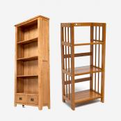 Kệ để sách bằng gỗ