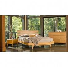 Giường Tentai gỗ sồi - IBIE