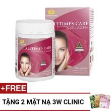 Viên uống Collagen Alltimes Care Collagen 60 viên Úc