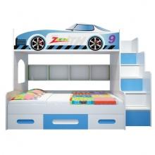 Giường tầng cao hình Bánh xe 1m2 - IBIE