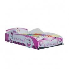 Giường Ibie ô tô Hello Kitty 1m4