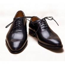 Giày Patina Black Wholecut Oxford - PCMFWLB056