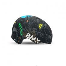 Nón bảo hiểm thể thao Fornix - NC1 (màu đen hình đầu lâu)