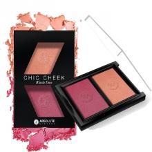 MFBD03 - Má hồng chic cheek blush duo Pinched/Flushed