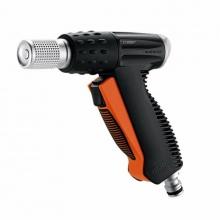 Vòi xịt nước tưới cây rửa xe Crome Claber 9567, chỉnh được áp lực nước, chất liệu nhựa ABS và kim loại