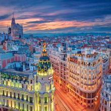 Chương trình du lịch tết 2019: Tây Ban Nha - Bồ Đào Nha (mùng 3 tết Âm Lịch) 10 ngày 9 đêm