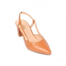 Giày cao gót thời trang nữ Erosska EH021- Màu vàng bò