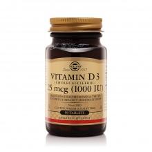 Solgar ® Vitamin D3 1000 IU 90 viên nén - Nhập khẩu USA chính hãng - tặng kèm áo thun