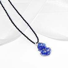 Mặt dây chuyền tỳ hưu Lapis Lazuli