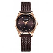 Đồng hồ nữ chính hãng Julius Hàn Quốc JA-1040C (Nâu)