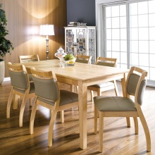 Bộ bàn ăn 6 ghế Dotori - IBIE