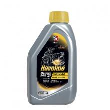 Dầu nhớt cao cấp xe tay ga Caltex Havoline SuperMatic 4T SAE 10W-40 800ml