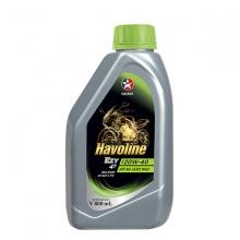 Dầu nhớt xe số cao cấp Caltex Havoline Super 4T Ezy SAE 20W-40 800ml