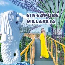 Tour Singapore Malaysia 5 ngày 4 đêm Vinared tour