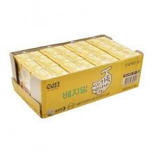 Sữa chuối Vegemil Hàn Quốc khay 24 hộp (190ml/hộp)