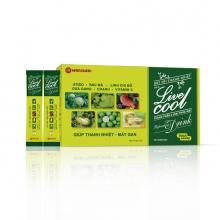 Bột sủi Livecool - Hộp 10 gói x 7g