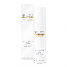 Kem trẻ hoá và săn chắc da - Janssen Cosmetics De-Age & Re-Lift Cream 50ml
