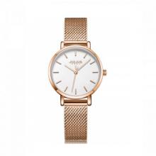 Đồng hồ nữ dây kim loại chính hãng Julius Hàn Quốc JA-1164LC (đồng)
