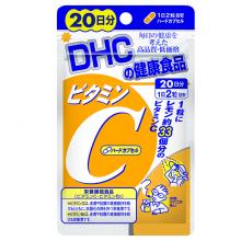 Viên uống DHC bổ sung vitamin C Nhật Bản gói 20 ngày (40 viên)