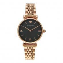 Đồng hồ nữ chính hãng Emporio Armani AR11145 bảo hành toàn cầu - Máy pin dây thép không gỉ