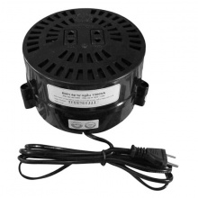 Biến áp đổi nguồn hạ áp 1 pha LIOA công suất 1.5kVA (Đen)-DN015