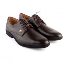 Giày da Pierre Cardin Blank Derby - PCMFWLC080BRW màu nâu