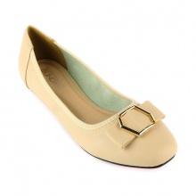 Giày búp bê êm chân Sunday BB41 kem