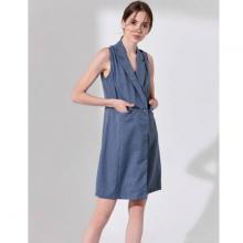 Đầm The Cosmo Tracy Dress màu xanh TC2005217BL