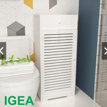 Kệ nhà tắm ngăn kéo kẻ ngang (chống nước)