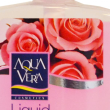 Nước rửa tay hoa hồng Aqua Vera 500ml