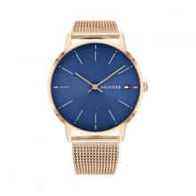 Đồng hồ Tommy Hilfiger 1782246 nữ dây lưới pvd vàng hồng 40mm