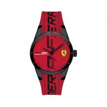Đồng hồ Ferrari 0840028 nam dây cao su 34mm