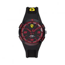 Đồng hồ Ferrari 0840036 unisex dây cao su 38mm