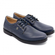 Giày da nam Pierre Cardin PCMFWLD099NAY màu navy